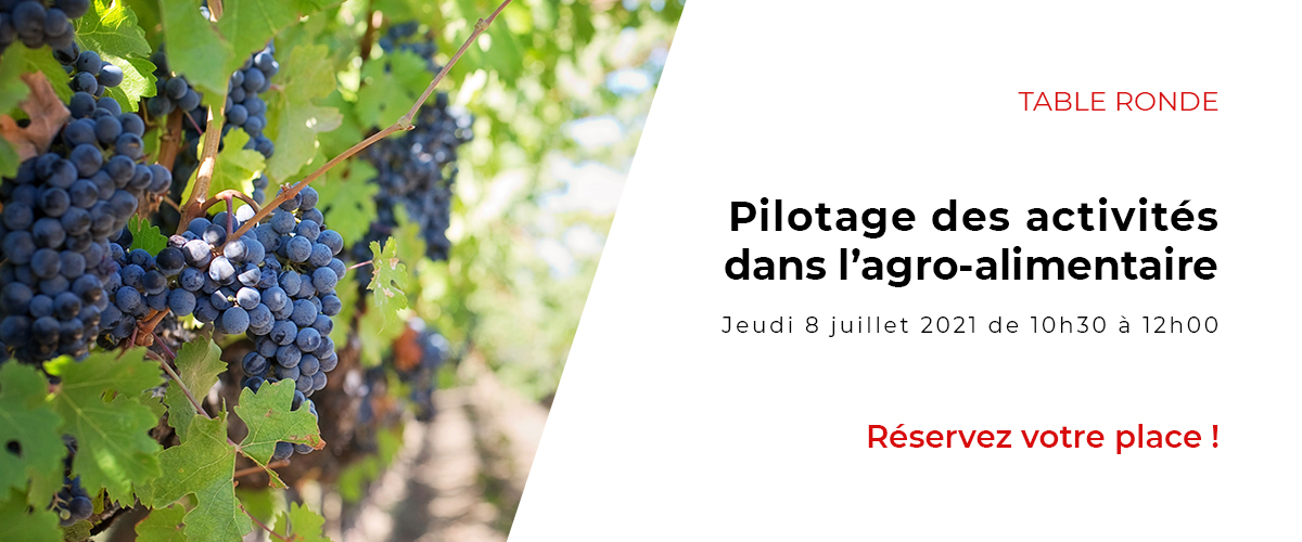 Table ronde agro-alimentaire
